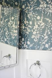 Powder Room Wallpaper Wallpaper Powder Room Home With Keki