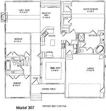 Dazzling Ideas Free Floor Plans For Bungalows 8 House Designs Free Floor Plans