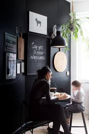 lovely accent office interiors 3 bedroom. fika time with genevieve and olivia in a lovely swedish kitchen black accent wall office interiors 3 bedroom v