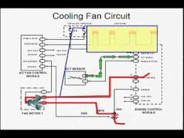 cooling fans wiring diagram electric cooling fan wiring diagram