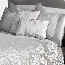 white and silver duvet cover sweetgalas bedding