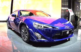 Toyota GT86, FT86, Subaru BRZ, same car, different name 42000 USD ...