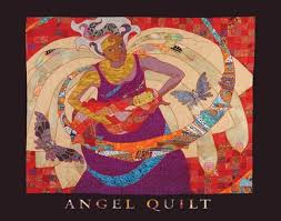 Poster - Angel Quilt | Syracuse Cultural Workers & Poster - Angel Quilt Adamdwight.com