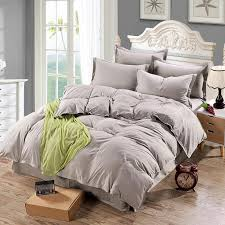2019 grey color duvet cover twin full queen size polyester duvet cover solid color for bedroom use xf343 2 from bright689 30 0 dhgate com
