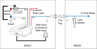 wiring diagram for electric brakes on trailer the wiring diagram electric trailer brake wiring diagram nilza wiring diagram