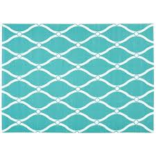 aqua outdoor rug home garden swirl trellis indoor cad a liked on 8x10