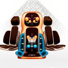 massage chair mat. body massager chair 4d air-sac massage mat for sale