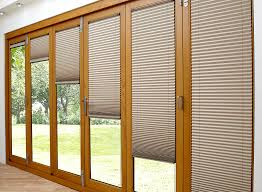 exterior door with blinds gorgeous
