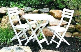 modern patio and furniture medium size white wooden garden chairs bistro set outdoor wood c coast