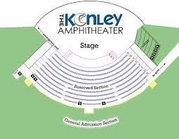 Amp Seating Chart Kenley Amphitheater Seating Chart Davis Arts Council