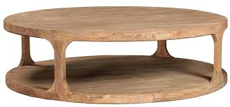 coffee table  round coffee table oxelaand white oakround wooden
