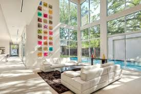 wall art for high ceilings freshome com