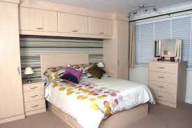kids fitted bedroom furniture. Custom Made Bed With Wardrobes And Overhead Cupboards Kids Fitted Bedroom Furniture M
