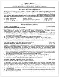 MBA Marketing Resume Example - EssayMafia.com