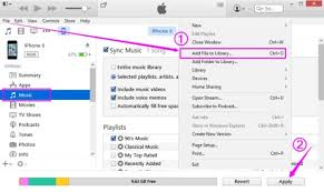 How To Move Iphone Music Pc