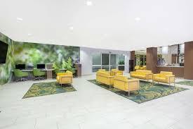 exterior lobby lobby