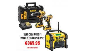 dewalt wood tools. dewalt drill driver \u0026 impact kit dcr020 radio wood tools e