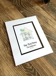 thoughtful housewarming gifts the perfect thoughtful gift or personal memento this personalized map makes the perfect