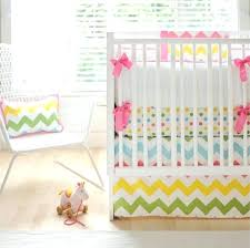 polka dot crib bedding rainbow chevron crib bedding from green pea baby blue polka dot polka dot crib bedding