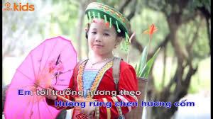 Đi Học Karaoke Nhật Lan Vy Official Nhạc Thiếu Nhi Hay Cho Bé ...