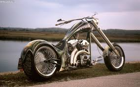 harley davidson chopper wallpaper mobile lwa kenikin
