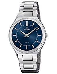 mens watches shop amazon uk festina men s watch f20244 2