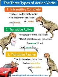 Verb Action Action Verbs Show Action