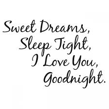 Sweet Dream Quote Best of 24 Sweet Dreams My Love Quotes For Her Him