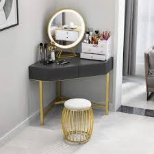 Corner Dressing Table Design Lvfang Triangle Dressing Table Corner Bedroom Dressing Table