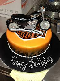 Harley Davidson Party Decorations Harley Davidson Motorcycle Birthday Cakes Google Search Cakes