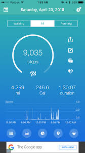 The Best Iphone Apps For Tracking Steps Cnet