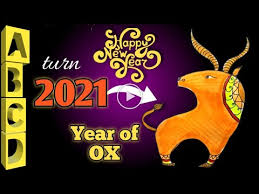 The year will also turn out to be quite favourable for those who wish to get married. 2021 Turns To Ox 2021 Is Ox Year According To Chinese Calender Wishing All Happy New Year 2021 Youtube