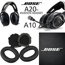 bose x aviation headset. image is loading replacement-ear-pads-cushion-for-bose-aviation-headset- bose x aviation headset t