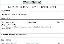 sample resume for college sample resume for students student resume sample sample resume for