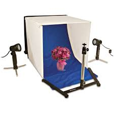 Polaroid Table Top Portable Photo Studio Light Tent Kit