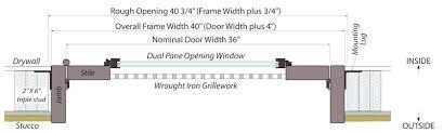 entry door size how to measure a steel entry door donatello doors