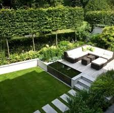 Small Picture Stunning landscaped patio area Landform Consultants Holland