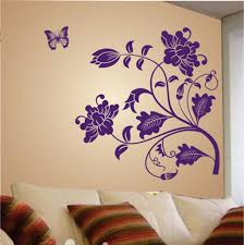 Small Picture Buy Decals Design Vine Flower Wall Sticker PVC Vinyl 50 cm x