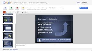 Try Google Presentations No Login Required Miadria