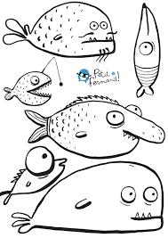 Pesce Daprile Da Scaricare E Stampare