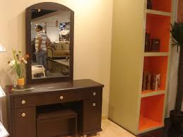 amazing wardrobe with dressing table designs for bedroom indian 66