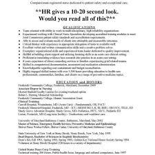 Rn Resume Format Nurse Resume Nursing Resume Writing Tips Sample