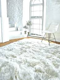 grey fur rug shining big best large sheepskin ideas on faux