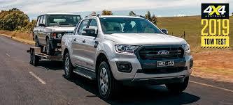 Tow Test 2019 Ford Ranger 3 2 Review 4x4 Australia