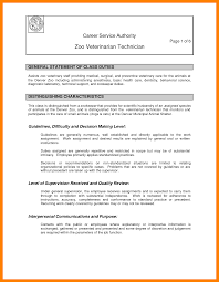 10 Veterinary Technician Resume Job Apply Form