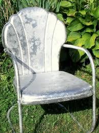 retro metal patio furniture. Outdoor : Aluminium Garden Furniture Sets Retro Metal Chairs Glider Vintage Motel Old Lawn Patio E