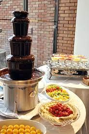チョコレート ファウンテン