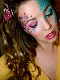 mermaid makeup the besed femme or the scaled dess