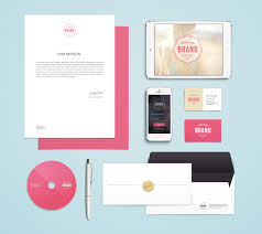 What Is Mockup Design Branding Identity Mockup Vol 4 Graphicburger