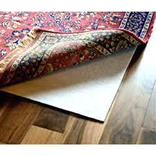 8x10 carpet pad felt rug decoration anti slippery no slide for interior fabulous area